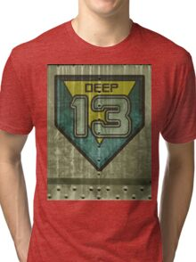 Deep 13 Tri-blend T-Shirt