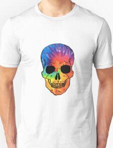 Tie Dye Skull T-Shirt