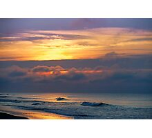 Emerald Isle Morning Photographic Print