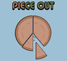 Piece Out Man Kids Clothes