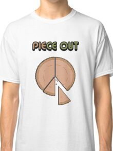 Piece Out Man Classic T-Shirt