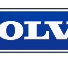 volvo for life Sticker