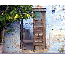 Jodhpur Blues Photographic Print