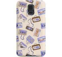 Audio cassette Samsung Galaxy Case/Skin