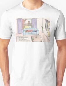 Alice's Winter Wonderland T-Shirt