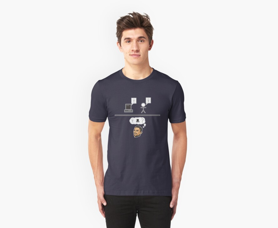 Turing Test by Octochimp Designs