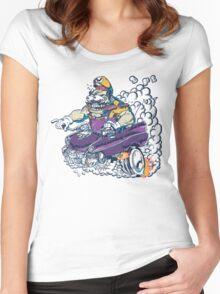 Wario Fink Women's Fitted Scoop T-Shirt