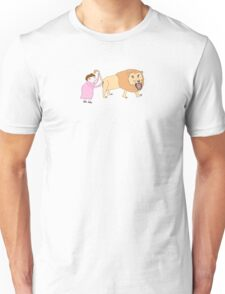 Fun at the zoo. Unisex T-Shirt