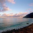 Keawa'ula Bay by kevin smith  skystudiohawaii