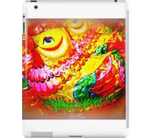 *Bright and colourful Easter Egg* iPad Case/Skin