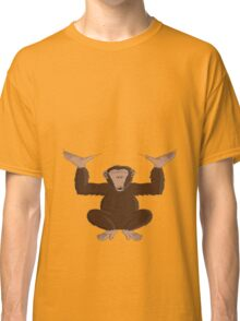 Just happy to be able to provide support Classic T-Shirt