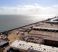 """UK: """"Dover Ferry Terminal 2"""", Kent by Kelly Sutherland"""