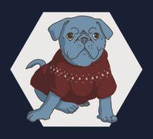 Pug the Best Friend Kids Clothes