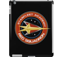 StarTrek - Red Squadron iPad Case/Skin