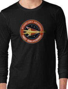 StarTrek - Red Squadron Long Sleeve T-Shirt
