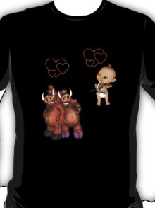 cupid draw back your bow T-Shirt