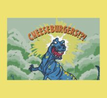 Cheese Burgers!? Kids Tee