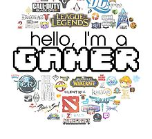 hello, I'm a gamer by mahalitta
