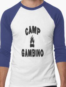 Camp Men's Baseball ¾ T-Shirt