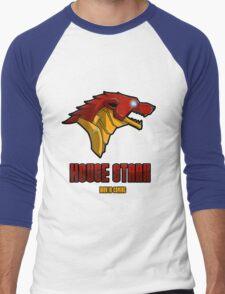 House Stark Men's Baseball ¾ T-Shirt