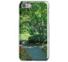 Butchart Gardens 8, 1993 iPhone Case/Skin