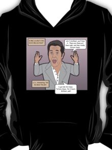The Passion of the Mel T-Shirt