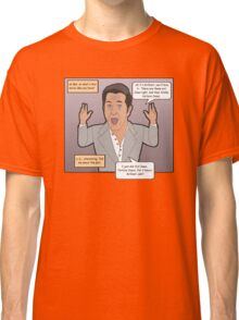 The Passion of the Mel Classic T-Shirt