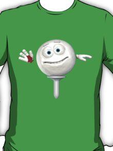 Golfer Buddy Smiles T-Shirt
