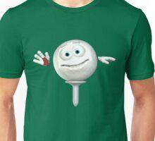 Golfer Buddy Smiles Unisex T-Shirt