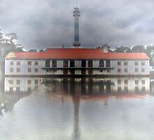 foghouse by Alexandr Grichenko