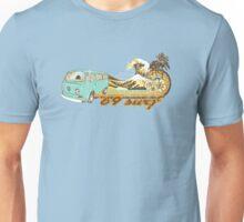 Volkswagen Kombi Tee shirt - 69 Surf Unisex T-Shirt