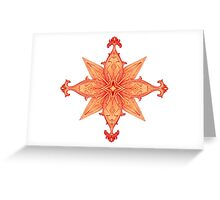 - Elven star - Greeting Card