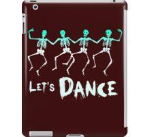 lets dance iPad Case/Skin