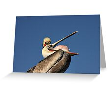 Betcha Can't Do This! Greeting Card