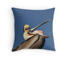 Betcha Can't Do This! Throw Pillow