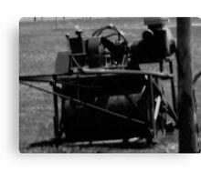Environmental Equipment Canvas Print