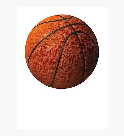 Basketball 2 Photographic Print