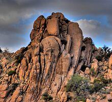 Dragoon Mountains by DesertDweller
