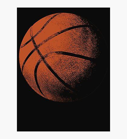 Basketball 3 Photographic Print