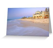 Cottesloe Beach - Western Australia  Greeting Card