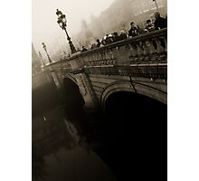 O'Connell Bridge Photographic Print