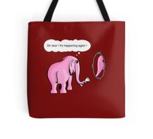 I drink to get trunk Tote Bag