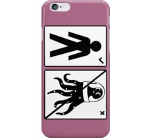 Sorry, I only date humanoids (male) iPhone Case/Skin