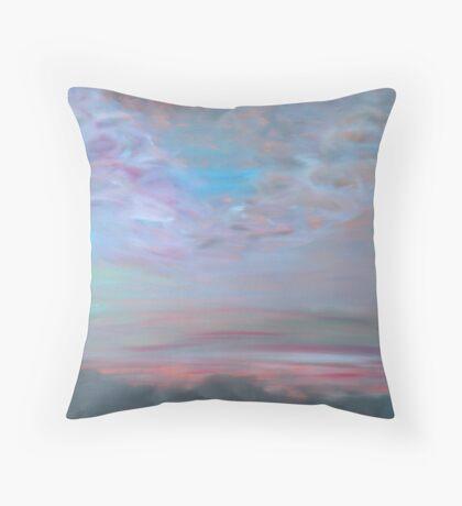 Hommage a Amada van Gils Throw Pillow