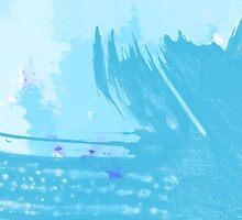 Blue Splash by CloverFi
