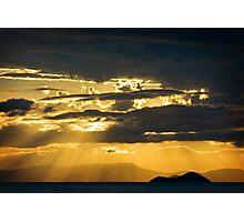 Light & Darkness Photographic Print