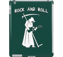 rock and roll iPad Case/Skin