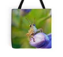 Bug Eyes Tote Bag
