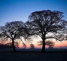 Baulking Sunrise 1 by Pete Latham