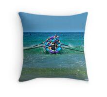 Anglesea SLSC Carnival Jan09 (7) Throw Pillow